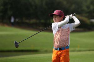 Kết thúc giải đầu tiên của hệ thống golf trẻ Hà Nội mở rộng 2019: Ấn tượng golfer trẻ Đoàn Uy