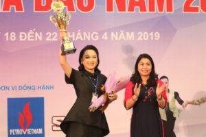 Đoàn Sở Văn hóa và Thể thao Hà Nội xếp thứ ba tại giải Cúp vô địch các CLB khiêu vũ thể thao khu vực phía Bắc 2019