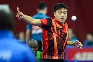 Tay vợt người Hà Nội Nguyễn Anh Tú thi đấu thành công tại giải bóng bàn VĐTG 2019