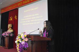 Quận Cầu Giấy đẩy mạnh công tác xây dựng và phát triển Văn hóa đọc trên địa bàn