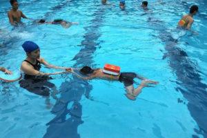 Sở Văn hóa và Thể thao Hà Nội phối hợp với các Bộ tổ chức Lễ phát động toàn dân tập luyện môn bơi, phòng chống đuối nước năm 2019