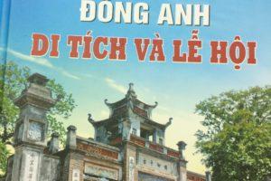 """Phát hành cuốn sách """"Đông Anh – Di tích và lễ hội""""."""