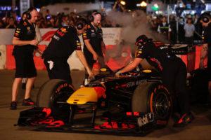 'Khởi động F1 Việt Nam Grand Prix 2020'
