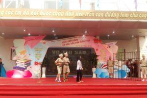 Ngày hội sách và văn hóa đọc huyện Thanh Trì năm 2019