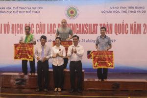 Hà Nội đứng Nhất toàn đoàn tại giải Pencaksilat toàn quốc 2019