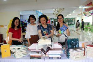 Ngày hội Văn hóa đọc quận Hai Bà Trưng năm 2019