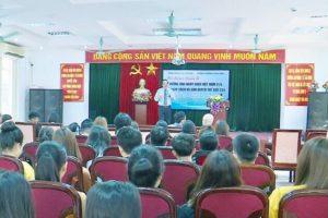 Quận Hà Đông tổ chức nói chuyện chuyên đề hưởng ứng Ngày Sách Việt Nam 21/4 và Ngày sách và bản quyền thế giới 23/4