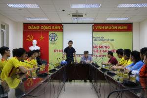 Hà Nội gặp mặt các HLV, VĐV tham dự Giải vô địch kéo co toàn quốc 2019