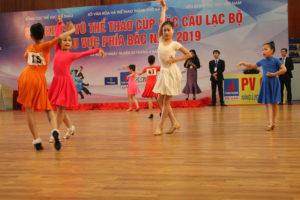 Khai mạc giải Cúp vô địch các CLB Khiêu vũ Thể thao khu vực phía Bắc 2019