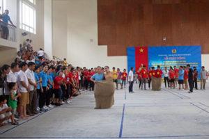 Hội thao CNVCLĐ thị xã Sơn Tây năm 2019