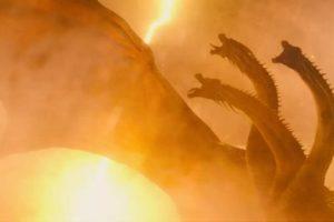 Phim 'Chúa tể Godzilla' tung trailer mãn nhãn về trận đại thủy chiến với Rồng ba đầu Ghidorah