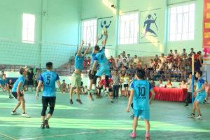 Giải bóng chuyền nam – nữ vô địch huyện Thường Tín năm 2019