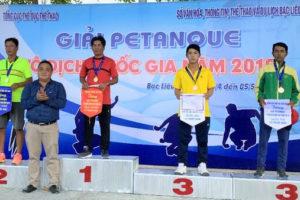 Bi sắt Hà Nội xếp nhất toàn đoàn tại giải vô địch quốc gia 2019