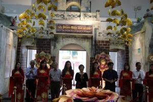 Khai mạc các hoạt động nhân dịp Tết Đoan Ngọ và Ngày Quốc tế Thiếu nhi 1/6 tại Hoàng thành Thăng Long