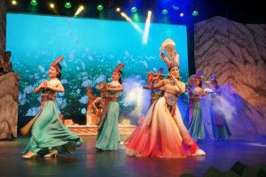 Hấp dẫn nhiều chương trình nghệ thuật dành cho Thiếu nhi của Nhà hát Tuổi trẻ