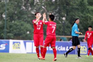 Hà Nội giành vé vào chung kết Cúp Quốc gia nữ 2019