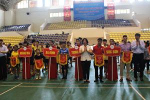 Khai mạc giải thể thao các môn hè TP Hà Nội 2019
