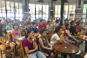 Thư viện Hà Nội tổ chức hướng dẫn kỹ năng đọc sách và phát triển văn hóa đọc cho thiếu nhi