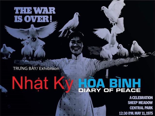 """""""Nhật ký hòa bình"""" – Câu chuyện về tình đoàn kết của nhân dân yêu chuộng hòa bình"""