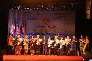 """Bế mạc """"Liên hoan âm nhạc ASEAN – 2019"""""""