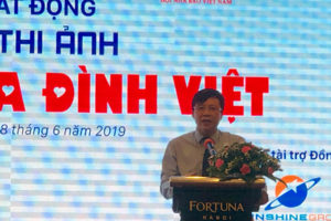 """Tổ chức cuộc thi ảnh về """"Mái ấm gia đình Việt"""""""