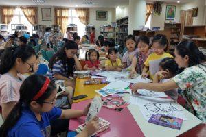 """Hấp dẫn chương trình """"Hè vui đọc sách"""" năm 2019 tại Thư viện Hà Nội"""