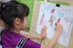 Thiếu nhi Thủ đô và quốc tế say mê vẽ Hà Nội – Thành phố vì hòa bình