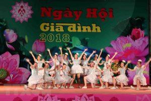 Nhiều hoạt động ý nghĩa trong Ngày hội Gia đình Việt Nam năm 2019