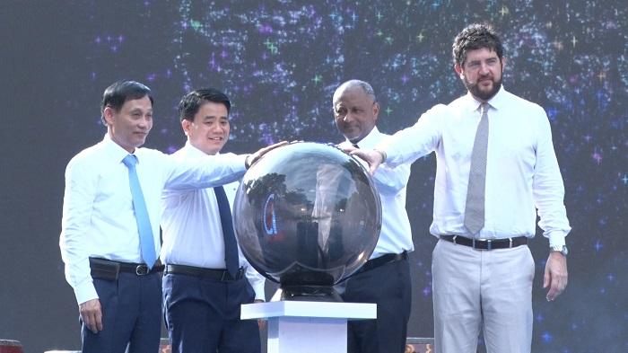 Lễ kỷ niệm 20 năm Thủ đô Hà Nội đón nhận danh hiệu 'Thành phố vì hòa bình'