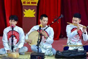Thanh Oai ra mắt Câu lạc bộ hát Văn và hát Chầu văn