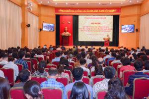 Quận Hoàn Kiếm phát động thi đua thực hiện văn hóa công sở và nơi công cộng