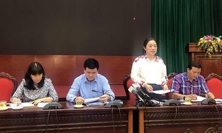 Thông báo về các hoạt động kỷ niệm 20 năm Hà Nội đón nhận danh hiệu 'Thành phố vì hòa bình'