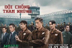 Găp lại dàn sao TVB trong phim hành động – hình sự ra mắt cuối tuần này – 'Đội chống tham nhũng'