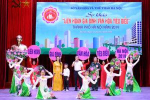 """13 gia đình tham dự sơ khảo đợt 1 Liên hoan """"Gia đình văn hóa tiêu biểu"""" TP Hà Nội"""