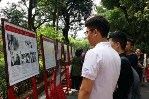 Cuộc đời và sự nghiệp Chủ tịch Hồ Chí Minh từ tài liệu lưu trữ Việt Nam và quốc tế