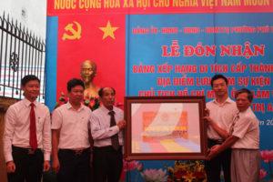 Hà Nội có thêm 03 di tích được xếp hạng cấp thành phố