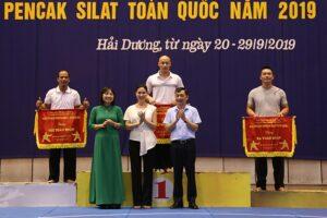 Giải vô địch Pencak silat toàn quốc 2019: Hà Nội tiếp tục khẳng định vị thế