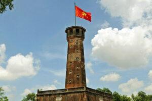 Lễ chào cờ lịch sử cách đây 65 năm sẽ được tái hiện tại Hoàng thành Thăng Long