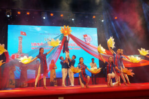 Khai mạc Liên hoan Tuyên truyền lưu động thành phố Hà Nội lần thứ XIII năm 2019