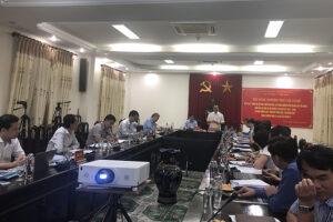 Hội nghị nghiệm thu cấp cơ sở đề tài về phát triển văn hoá, xây dựng người Hà Nội thanh lịch, văn minh
