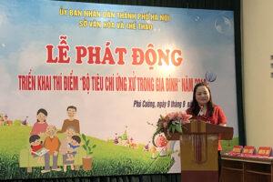 Hà Nội phát động thực hiện thí điểm Bộ tiêu chí ứng xử trong gia đình tại xã Phú Cường, Ba Vì