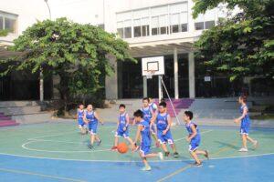 Quận Nam Từ Liêm khai mạc Giải bóng rổ học sinh năm học 2019-2020