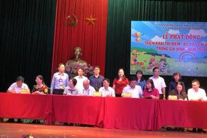 Phường Khương Trung, Thanh Xuân triển khai thực hiện thí điểm Bộ tiêu chí ứng xử trong gia đình
