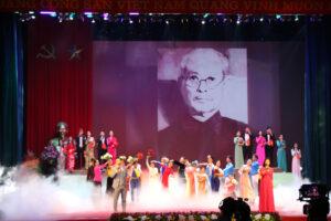 Trọng thể lễ kỷ niệm 130 năm Ngày sinh Trưởng ban Thường trực Quốc hội Bùi Bằng Đoàn