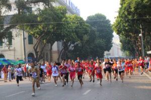 Chung kết Giải chạy Báo Hànộimới mở rộng 2019: Hà Nội giành giải nhất toàn đoàn khối mở rộng