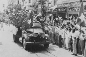 Hình ảnh Hà Nội năm 1954 sẽ được tái hiện trên phố bích họa Phùng Hưng