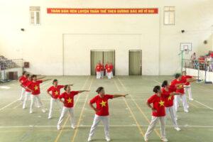 Ngày hội Rèn luyện sức khỏe Người cao tuổi huyện Thanh Oai năm 2019