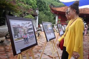 """Quảng bá hình ảnh Thủ đô hoà bình, thân thiện qua Triển lãm """"Hà Nội trong tôi"""" 2019"""
