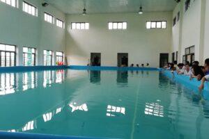 Huyện Thường Tín làm tốt công tác phổ cập bơi năm 2019
