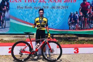 Hà Nội giành 4 HCV tại Giải vô địch xe đạp đường trường toàn quốc 2019